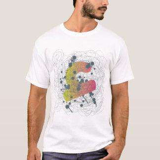 Hamza Typo-T - Shirt