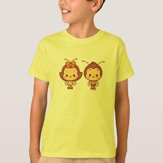 Hana u. Hachi KinderShirt T-Shirt