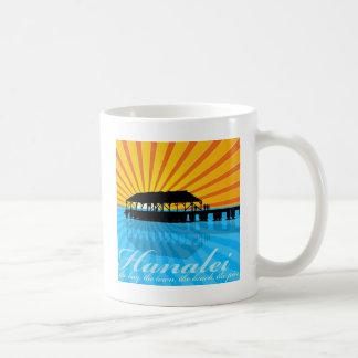 Hanalei Pier Kaffeetasse
