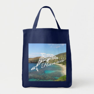Hanauma Bucht - Hawaii-Inseln - Delphin Tragetasche