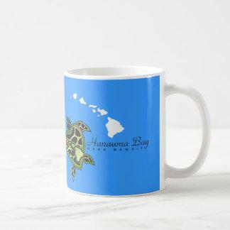 Hanauma Bucht-Hawaii-Inseln Kaffeetasse
