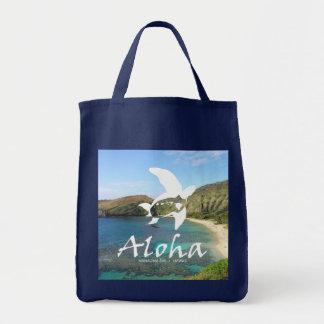 Hanauma Bucht - Hawaii-Inseln - Schildkröte Tragetasche