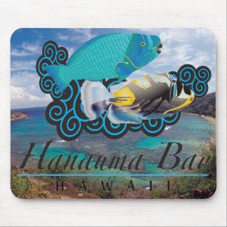 Hanauma Bucht Hawaii Mauspads