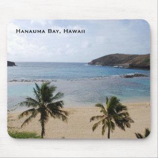 Hanauma Bucht, Hawaii-Mausunterlage Mousepads