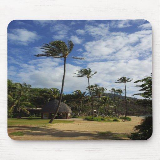 Hanauma Bucht Hawaii Mauspad