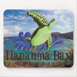 Hanauma Bucht Hawaii Mousepads