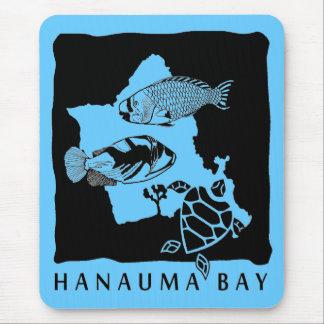 Hanauma Bucht Hawaii - Oahu-Insel Mousepad