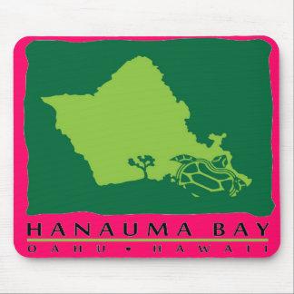 Hanauma Bucht Hawaii - Oahu-Insel Mousepads