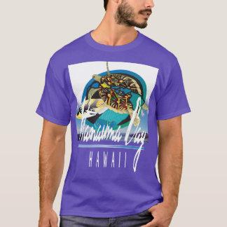Hanauma Bucht-Hawaii-Schildkröte T-Shirt