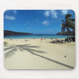 Hanauma Bucht-Hawaii-Strand Mauspad