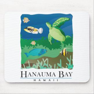 Hanauma Bucht Oahu Hawaii Mauspads