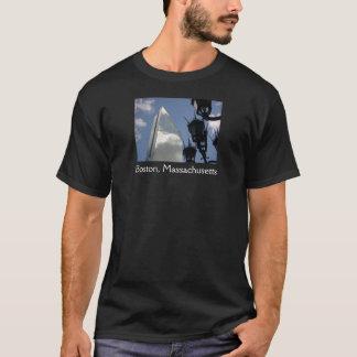 Hancock-Gebäude, Boston, Massachusetts T-Shirt