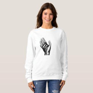 Hand eye Crew Neck Sweatshirt