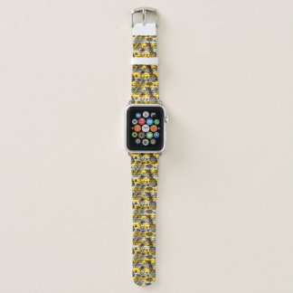 Hand gezeichnete Ananas Apple Watch Armband