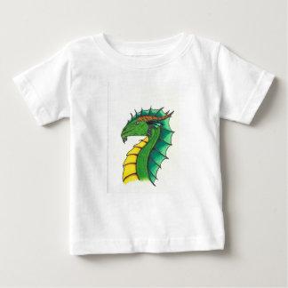 Hand gezeichneter Drache Baby T-shirt