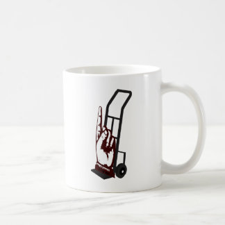 Hand-LKW Kaffeetasse