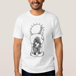 Handala Palästinenser-Junge T-shirt