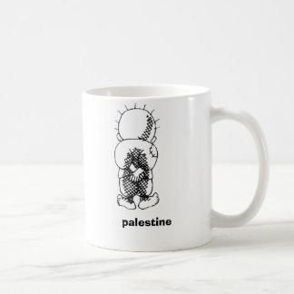 handalah, Palästina Kaffeetasse