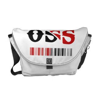 handbag oss Jiu-jitsu - Börse oss Kuriertasche