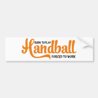 handball autoaufkleber