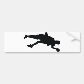 Handball-Autoaufkleber Autoaufkleber