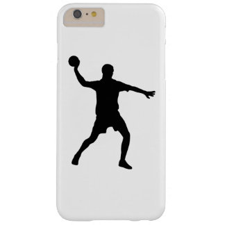 Handball Barely There iPhone 6 Plus Hülle