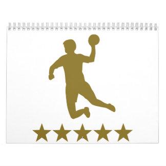 Handball Dodgeball Kalender