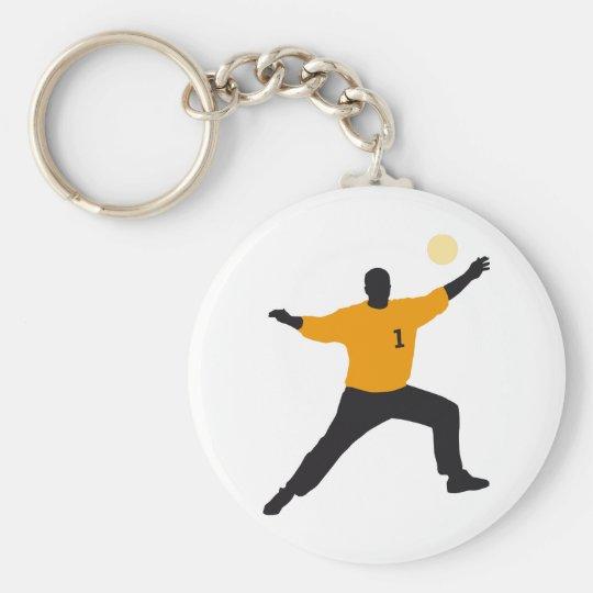 handball goal keeper schlüsselanhänger