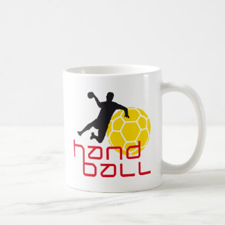 Handball I 3c Kaffeetasse
