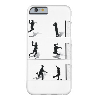Handball iPhone Fall Barely There iPhone 6 Hülle