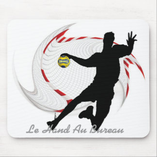 Handball Rechnerteppich Mousepads