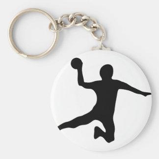 Handball spieler dodgeball schlüsselbänder