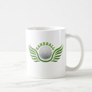 handball wings kaffeetasse
