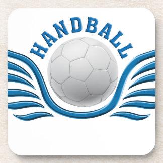 handball wings untersetzer