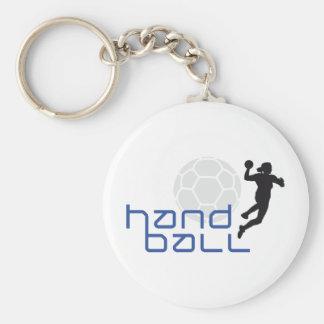 handball woman schlüsselanhänger