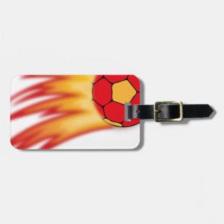 Handballkomet Kofferanhängern