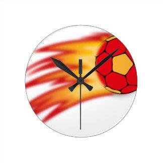 Handballkomet Uhr