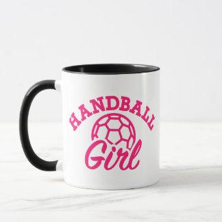 Handballmädchen Tasse