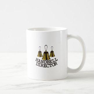 Handbell-Direktor Kaffeetasse