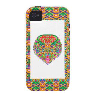 Handcrafted Juwel KUNST durch NAVIN Joshi iPhone 4/4S Cover