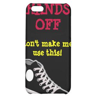 HÄNDE WEG machen Maas dieses nicht! Lustiges i iPhone 5C Cover