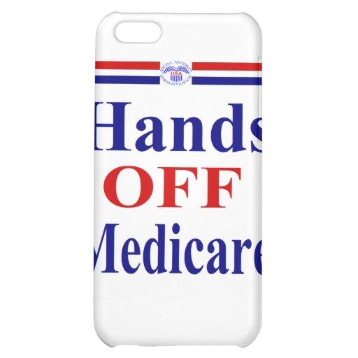 Hände weg von Medicare Hülle Für iPhone 5C
