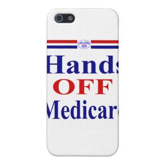 Hände weg von Medicare iPhone 5 Cover