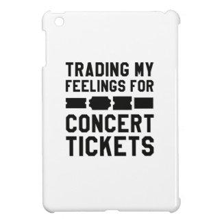 Handel meiner Gefühle für Konzert-Karten iPad Mini Hülle