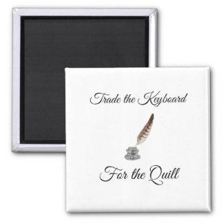 Handeln Sie die Tastatur für die Spule Quadratischer Magnet