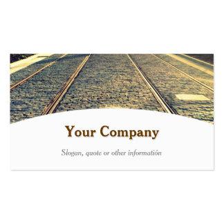 Handels Professionelle Karte Visitenkarten