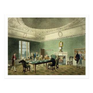 Handelskammer, von 'Ackermanns Microkosmos von Lon Postkarte