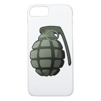 Handgranate iPhone 8/7 Hülle