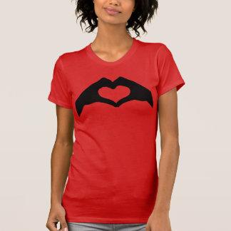 HANDherz-GEBÄRDENSPRACHE T-Shirt