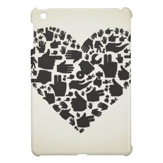 Handherz iPad Mini Hüllen
